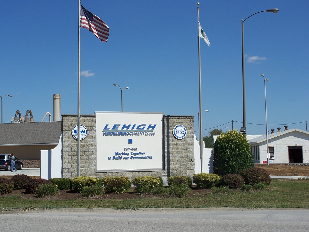 Lehigh Cement Plants : News resources lehigh hanson inc