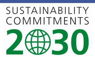 Sustainability Commitments 2030