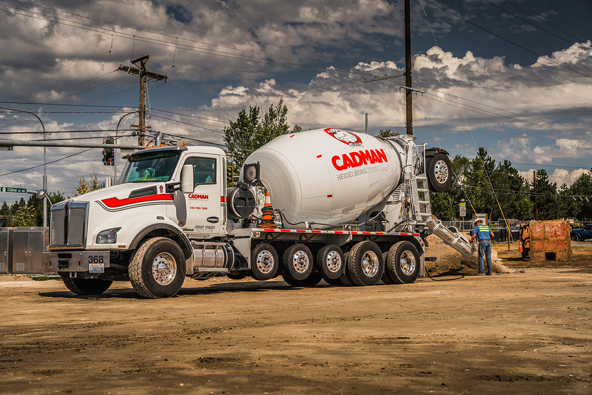 Ready mix epds