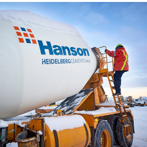 Image of Hanson Ready Mix Canada Products Pouring Concrete Troubleshooting
