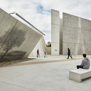 Image of Hanson Ready Mix Canada Projects National Holocaust Monument