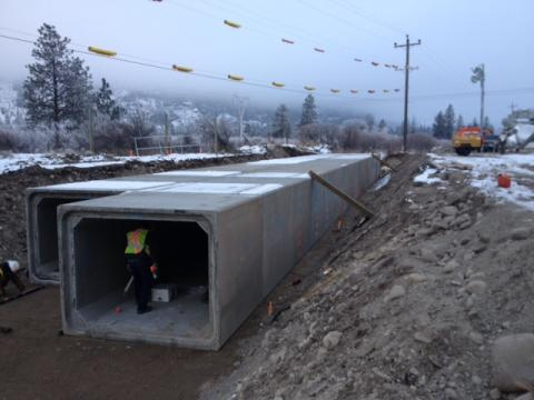 MACINTYRE CANAL BOX CULVERT REPLACEMENT